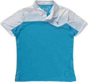 Tennis Poloshirt Gr. 116 Jungen Kinder