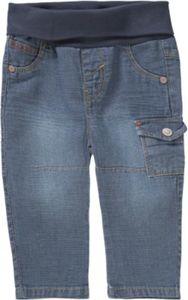 Baby Jeans Reg Fit mit Softbund Gr. 74 Jungen Baby