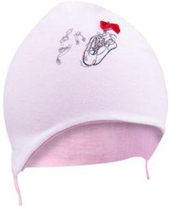 Baby Mütze zum Binden , Ballett Gr. 44-46 Mädchen Kleinkinder
