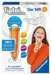 tiptoi® - Der Stift mit Aufnahmefunktion