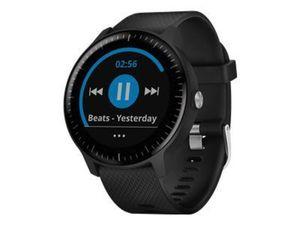 GARMIN vivoactive 3 M Music schwarz GPS-Multisport-Smartwatch m. intergr. Musikplayer 4GB Speicher u.Garmin Pay für kontaktloses
