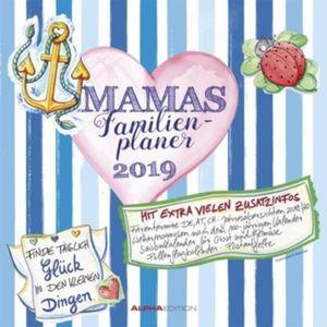Mamas Familienplaner 2019