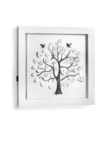 """LED-Wandbild """"Lebensbaum"""""""