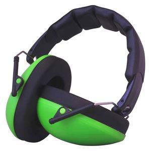 Stylex Gehörschutz grün