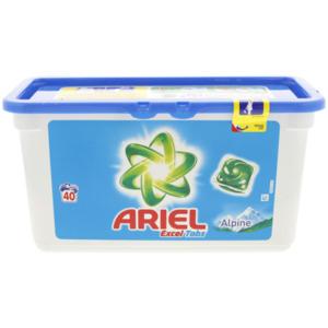 Ariel Excel Waschmittelkapseln Alpine