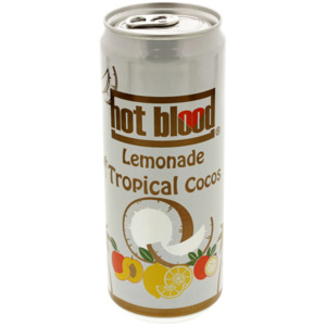 Hot Blood Limonade Tropical Cocos
