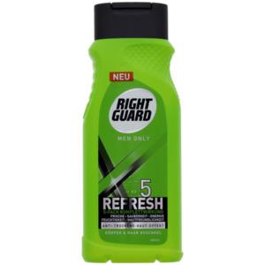 Right Guard Men Only Duschgel Refresh 5