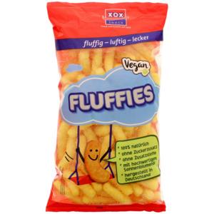 XOX Fluffies Vegan