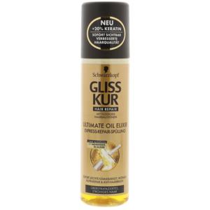 Gliss Kur Antifilz-Spray Ultimate Oil Elixer