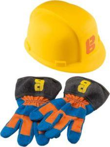 Bob der Baumeister Arbeitshandschuhe + Helm