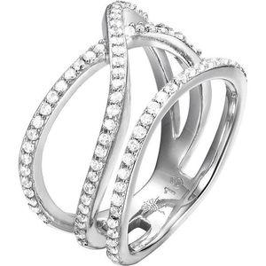 "Joop! Jewellery Damen Ring ""JPRG00796A"" mit Zirkonia"