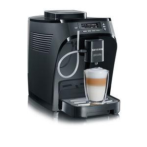 Severin Kaffee-Vollautomat Piccola classica KV 8055, schwarz