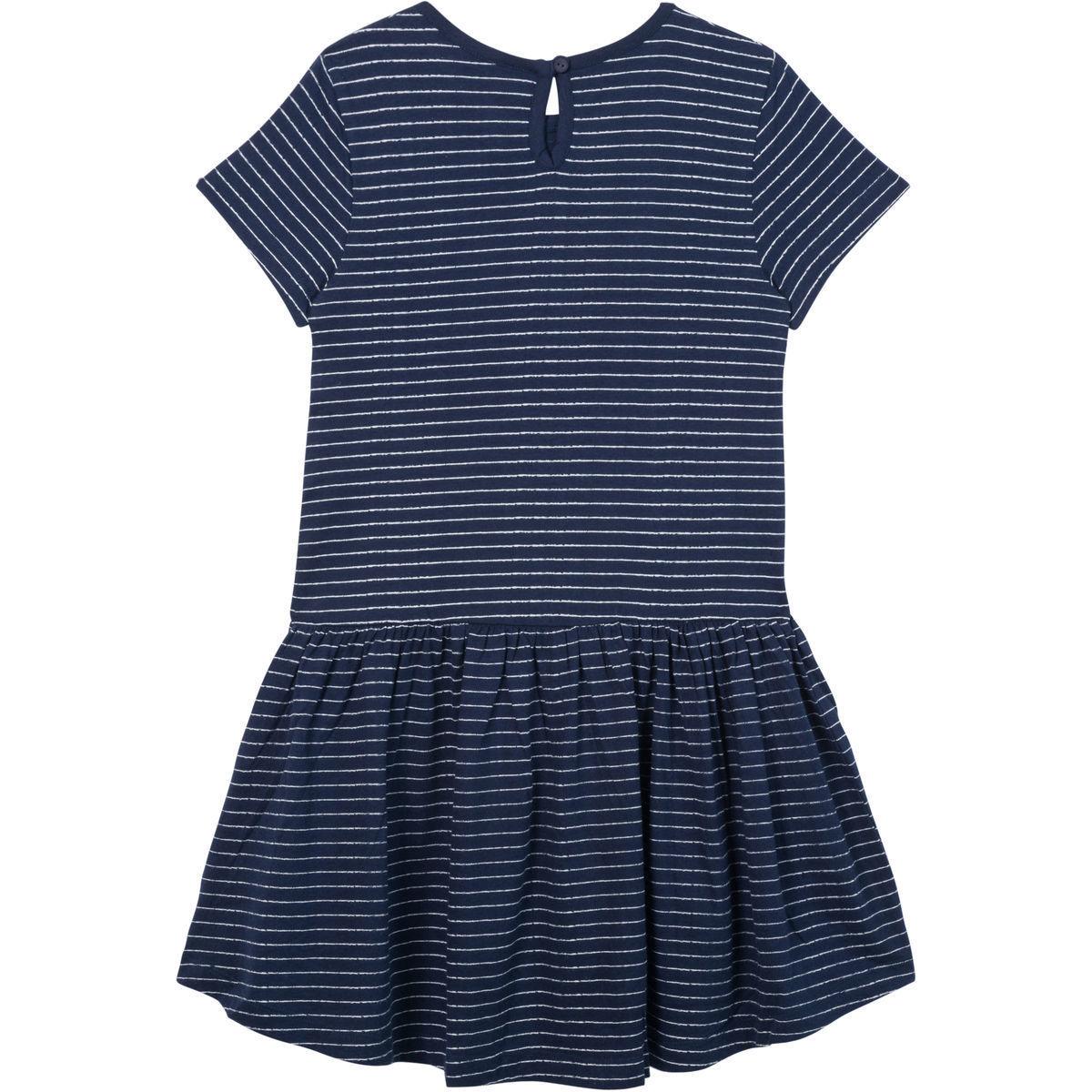 Bild 2 von Desigual Mädchen Kleid mit Print, gestreift