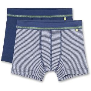 Sanetta Jungen Shorts im Doppelpack