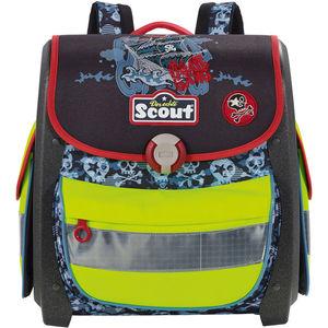 Scout Schulranzen-Scout Buddy -Pirat