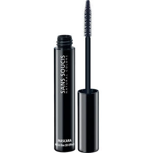 Sans Soucis All in One 3D-Effect Mascara, Deep Black