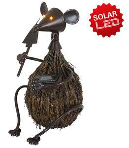 """Näve Solar-Dekoleuchte """"Jimmy"""" h: 37 cm"""
