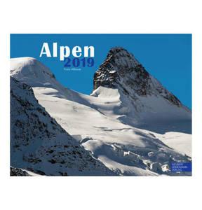 SIEGBERT LINNEMANN VERLAG             Alpen 2019