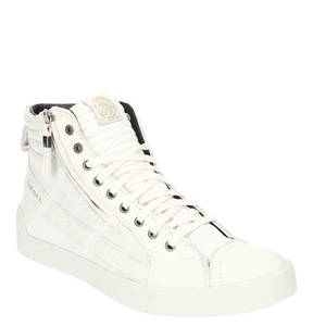 "DIESEL             Sneaker ""D-String Plus"", Leder, Label Patch"