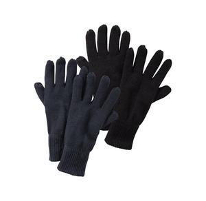 Herren-Handschuhe mit Plüsch-Futter