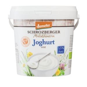 Schrozberger Milchbauern Naturjoghurt