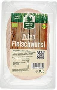 Freiland Bio-Geflügel Putenaufschnitt