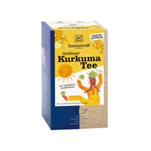 Sonnentor Kurkuma-Tee