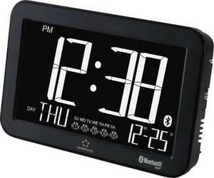 Renkforce A600 Quarz Wecker Schwarz Alarmzeiten 5