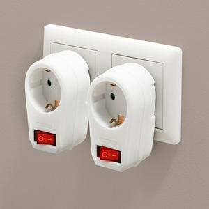 Powertec Electric Zwischenstecker 2er-Set