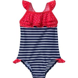 Baby Badeanzug mit Volant