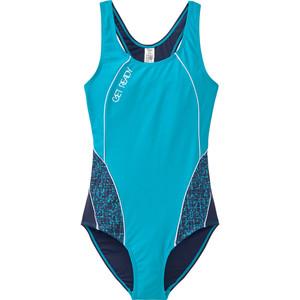 Mädchen Badeanzug mit Print