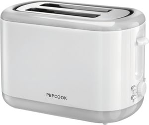 Pepcook         Toaster                     Bright Silver