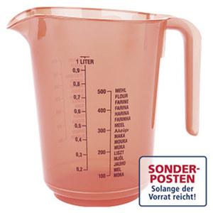 Messbecher ca. 1 Liter Inhalt