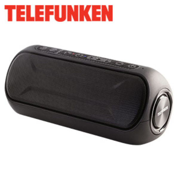 Bluetooth®-Lautsprecher BS1020 bis zu 5 h Musikwiedergabe, Freisprechfunktion, integr. Lithium-Akku, Aux-Anschluss