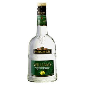 Pircher Williams 40 % Vol. und weitere Sorten,  jede 0,7-l-Flasche