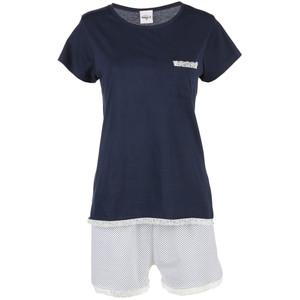 Damen Schlafanzug in kurzer Form