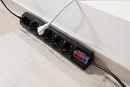 Bild 1 von Powertec Electric Eck-Steckdosenleiste