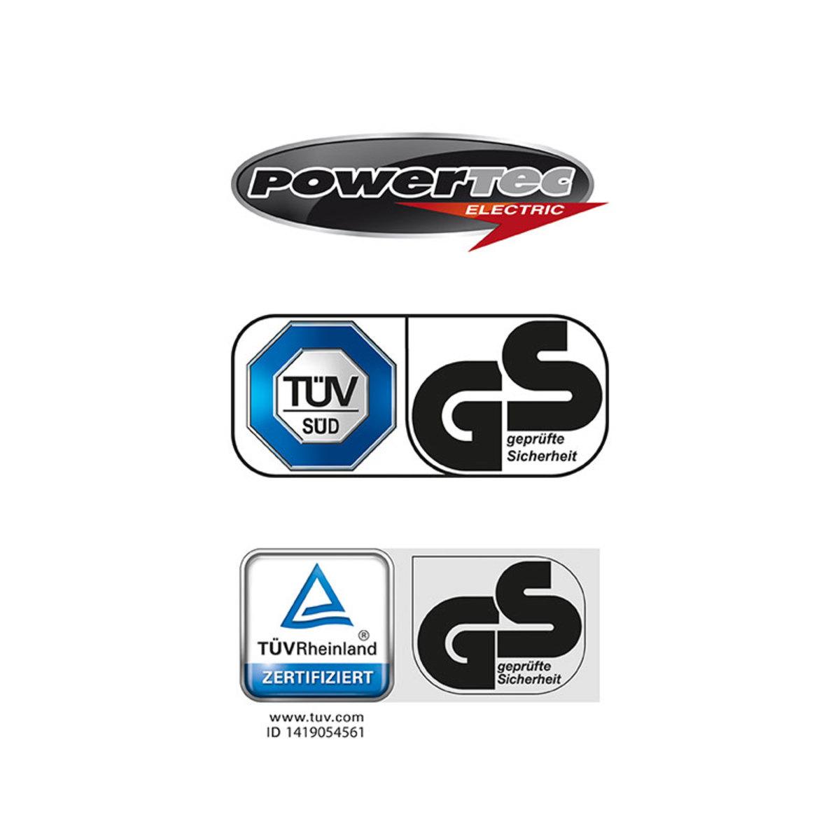 Bild 2 von Powertec Electric Eck-Steckdosenleiste