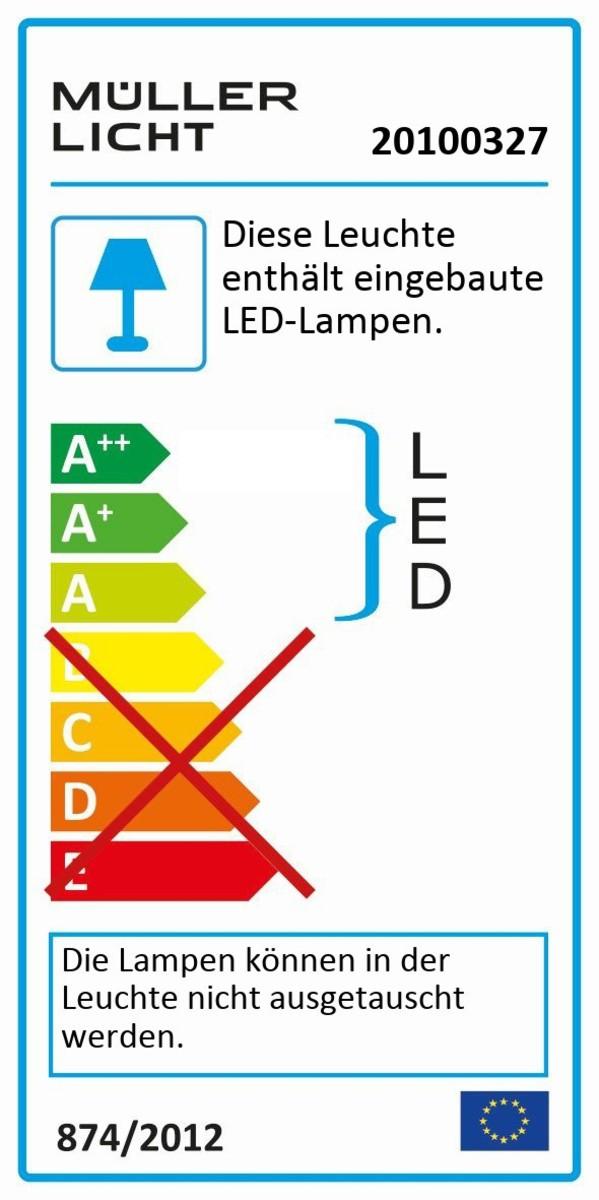 Bild 3 von Müller Licht LED-Unterbauleuchte mit Lichtfarbenwechsel und Drehkopf