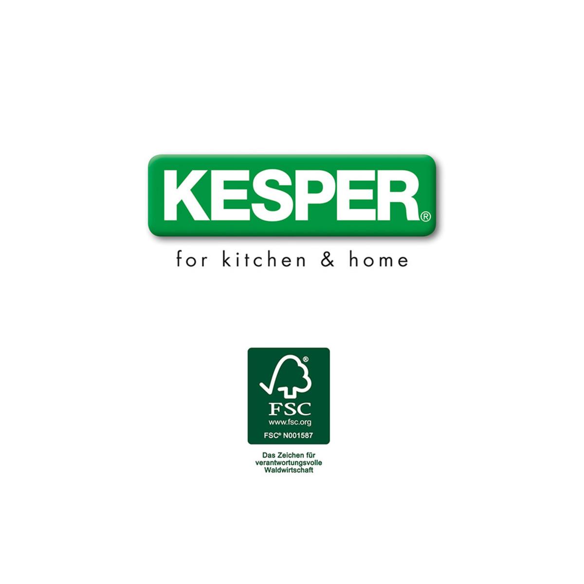 Bild 2 von Kesper Kinder-Aufbewahrungsregal mit Herz-Motiven