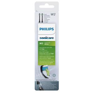 PHILIPS sonicare Optimal White Bürstenköpfe HX6062/13 8.50 EUR/1 Stück