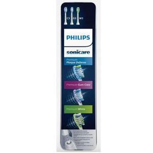 PHILIPS sonicare Varity Pack Bürstenköpfe HX9073/07 11.00 EUR/1 Stück