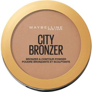 Maybelline New York City Bronze Puder 300 Deep Cool
