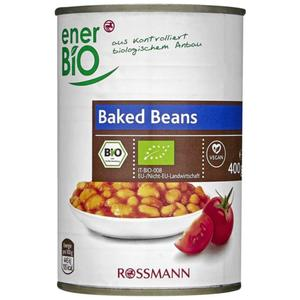 enerBiO Bio Baked Beans 3.23 EUR/1 kg