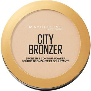 Maybelline New York City Bronze Puder 100 Light Cool