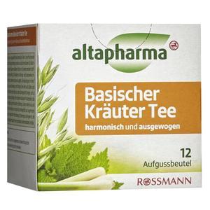 altapharma Basischer Kräuter Tee 12 Beutel 2.92 EUR/100 g