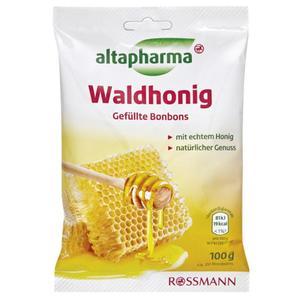 altapharma Waldhonig gefüllte Bonbons