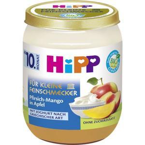 HiPP Für kleine Feinschmecker Bio Pfirsich-Mango in Apf 0.66 EUR/100 g (6 x 160.00g)