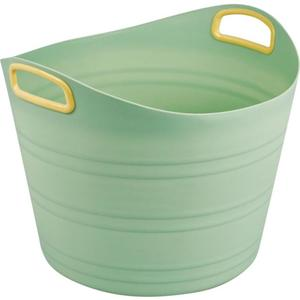 IDEENWELT Flexi-Korb grün