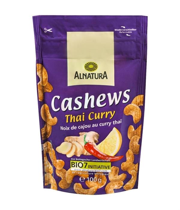 Cashews Thai-Curry